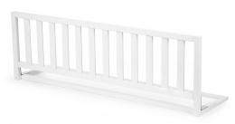 Barrière de lit en bois 120cm Blanc Childhome