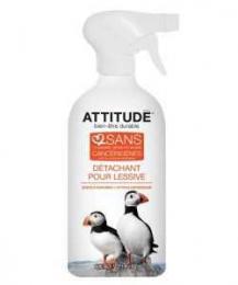 Spray détachant avant lavage - Zeste citron - Attitude