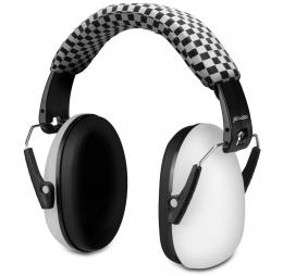 Casque anti-bruit blanc - Alecto