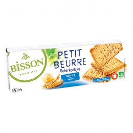 Biscuits Petit beurre nature 150 g Bisson