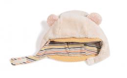 Bonnet et moufles 6/12m - Les Papoum - Moulin roty