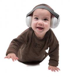 Casque anti-bruit bébé Alpine