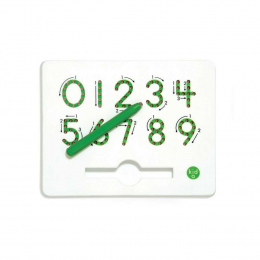 Tablette magnétique chiffres - Kid O