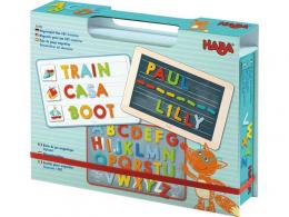 Boîte de jeu magnétique - Alphabet - Haba