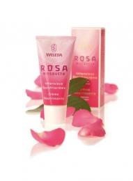 Crème De Jour lissante Rosa Mosqueta Weleda