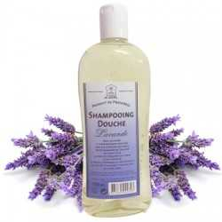 Shampooing douche senteur Lavande - Le serail
