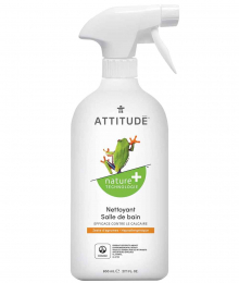 Nettoyant Salle de bain Zeste Citron - ATTITUDE