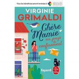 Chère mamie au pays du confinement Virginie Grimaldi