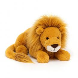 Peluche doudou Lion 54cm Jellycat