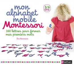 Mon alphabet mobile Montessori - Nathan
