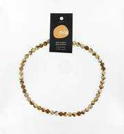 Jaspe picture - Collier de pierres perles - Nia
