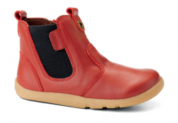 Bobux I-Walk - outback boot red