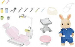 Le dentiste et ses accessoires Sylvanian families