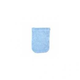 Gant de toilette Bleu ciel - petit modèle - Popolini