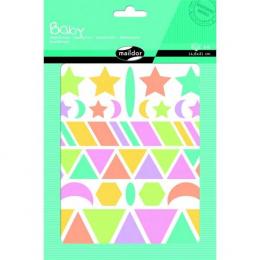 Stickers - Baby - Géométriques - Maildor