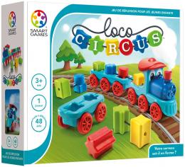 Loco circus Smart Games