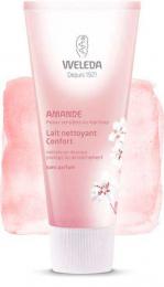 Lait Nettoyant confort Amande - Weleda