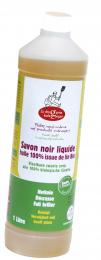 Savon noir liquide BIO - 1L - La droguerie écologique