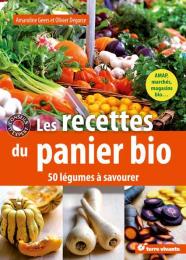 Les recettes du panier bio - Terre vivante