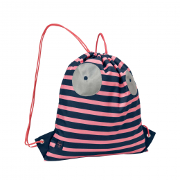 Mini sac marin à corde - Little Monsters - Mad Mabel -Lassig
