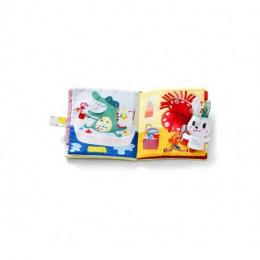 Livre petit lapin dentiste - Lilliputiens