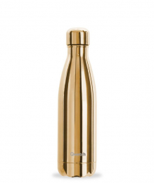 Bouteille Isotherme - 500ml - Gold - Qwetch