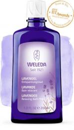 Bain relaxant à la Lavande - Weleda