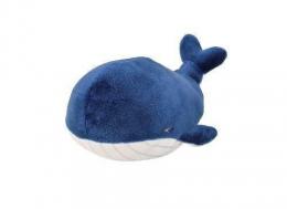 Peluche doudou baleine 13cm Trousselier