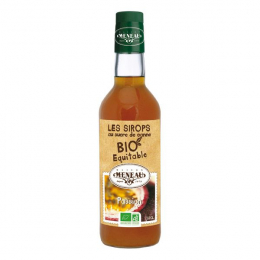 Sirop de Fruits passion BIO Équitable 50cl Meneau