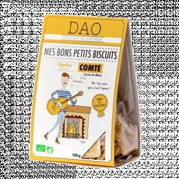 Biscuits apéro comté DAO