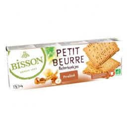 Biscuits Petit beurre praliné 150 g Bisson