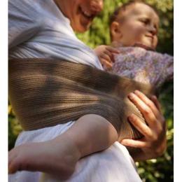 Porte bébé d'appoint - Hop'la - Ficelle - Néobulle