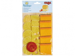 Tranches de fromage - Haba