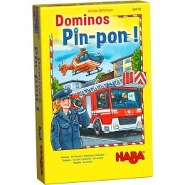 Dominos Pin-pon Haba