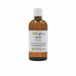 Huile végétale D'ARGAN désodorisée BIO 100 ml Bioflore