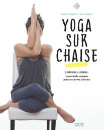 Yoga sur chaise - Hachette