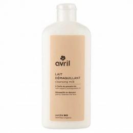 Lait démaquillant à l'huile de grenade bio - 250 ml - certifié bio - Avril cosmétique