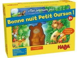 Bonne nuit Petit Ourson ! - Mes premiers jeux - Haba