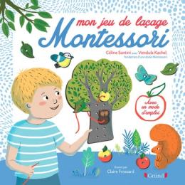 Mon jeu de laçage Montessori - Gründ