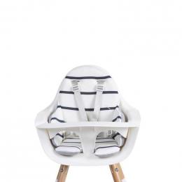 Coussin de chaise haute Evolu - Marin - Childhome