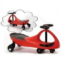 Totomobile deluxe plasmacar Rouge Kids car