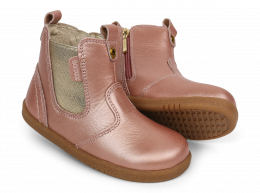 Chaussures Bobux - I-Walk - Jodphur Rose gold