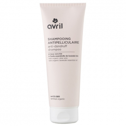 Shampooing Bio - anti-pelliculaire  - Avril