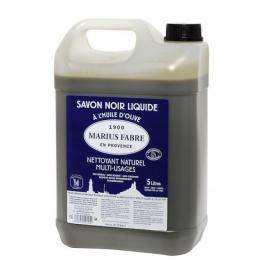 Savon noir liquide - Marius Fabre 5L