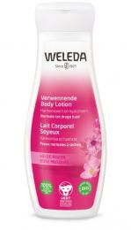 Lait Corporel soyeux Rose Musquée 200 ml - Weleda