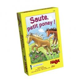 Jeu de société Saute, petit poney ! Haba