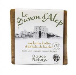 Savon d'alep Bio 12% Laurier- Douce Nature
