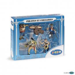Coffret de pirates figurines - Papo