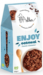 Granola porridge BIO Enjoy Chocolat et Buckwheat Arthur