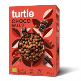 Céréales Turtle Choco balls 300 gr